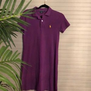 New Without Tags Purple Ralph Lauren Dress